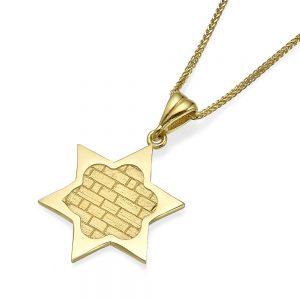 תיליון זהב מגן דוד